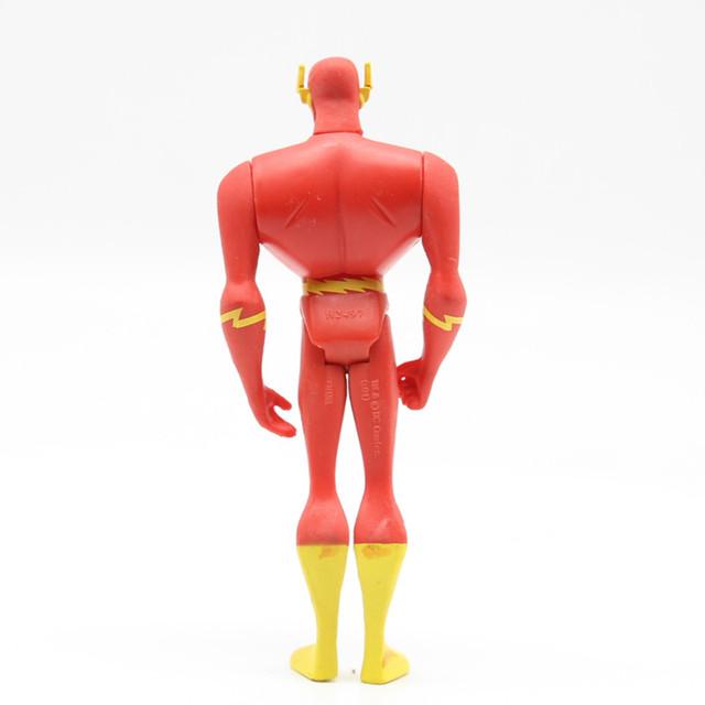 JUSTICE LEAGUE UNLIMITED Avengers DC Universe The Flash Action Figure