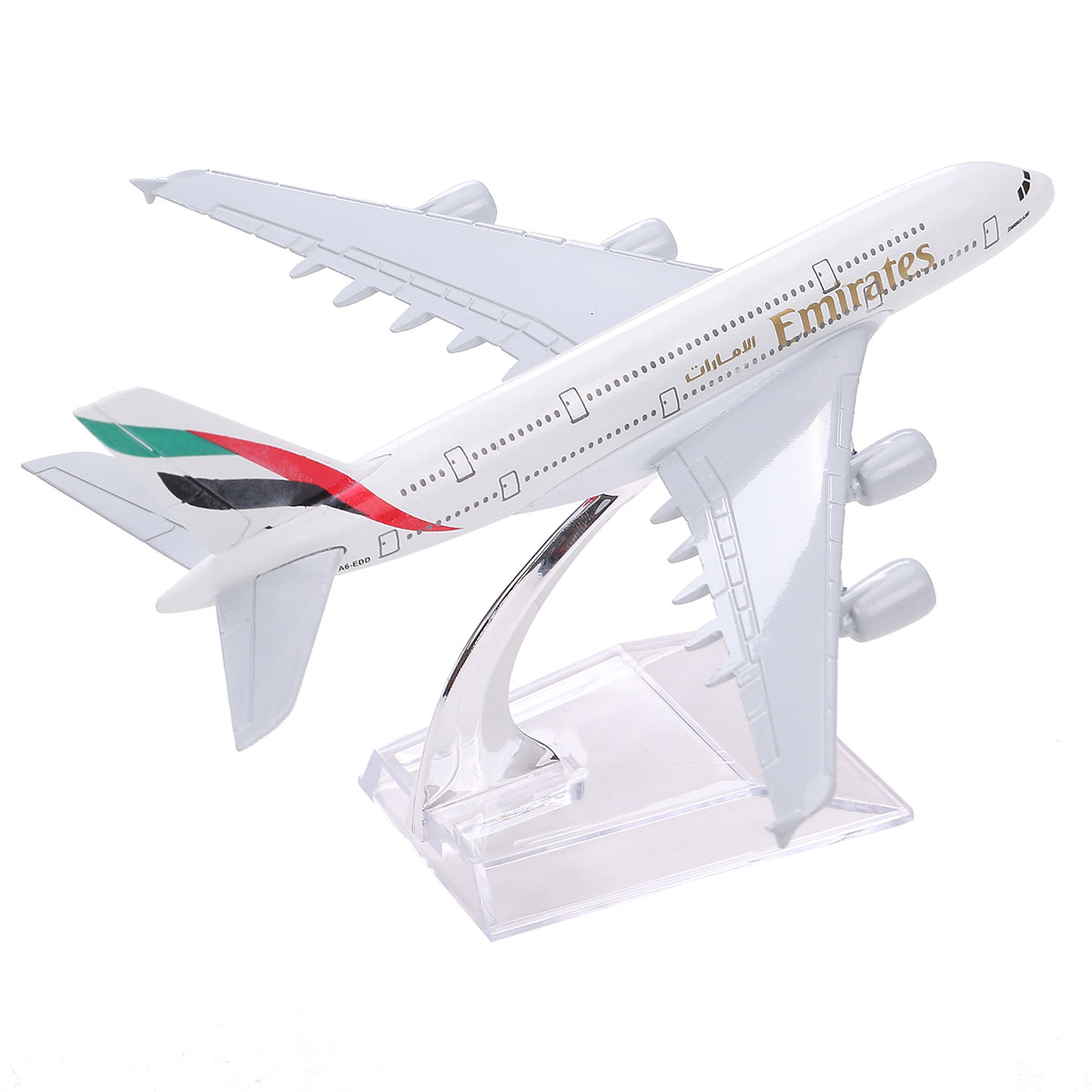 Brand New Airbus380 Emirates Airlines A-380 Aircraft Aeroplan 16cm Diecast Model United Arab Emirates A380 High Simulation emirates concorde hotel