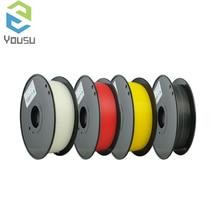 Yousu нейлон/TPLA/вкладки/ABS нити пластик для 3d принтеры/1 кг 340 м/диаметр 1,75 мм/Доставка из Москвы