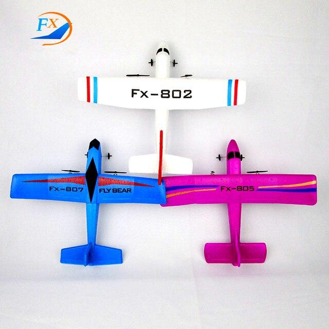 Venta caliente 3 colores RC avión EPO avión Aviones de control ...
