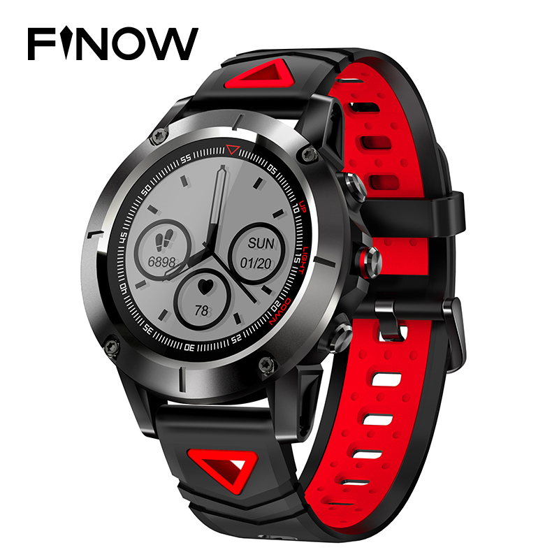 G01 Men Sport SmartWatch Bluetooth Waterproof IP68 Heart Rate Monitoring Call And SMS reminder Smart Watch