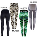 Fashion Woman Print Sporting Leggings Work Out Slim Legging Women long pants legging Pants