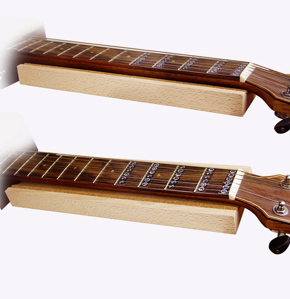 Gourd Guitar Neck Rest Support Caul