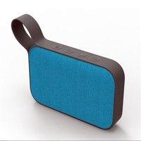 High Power Portable Fabric Speaker Dsp Mini Hifi Stereo System Micro Column Bluetooth For Phone Cordless Small Audio Speaker