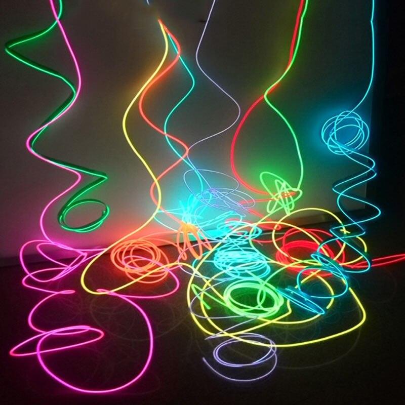 Berühmt Führte Flexiblen Neon Draht Fotos - Elektrische Schaltplan ...