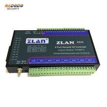 ZLAN6844 8 каналов порт дистанционного ввода/вывода контроллер RS485/Ethernet/wifi до 8 цифровой вход выход Поддержка modbus TCP RTU
