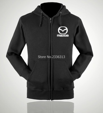 Mazda Car S Shop Sweatshirt Work Clothes Workshop Autumn And - Mazda car repair