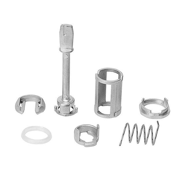 Türschloss Zylinder Reparatur Kit Auto Teile Griff Tasche für AUDI Sitz 1U0837167E/3B0837167 Vorne Links Rechts