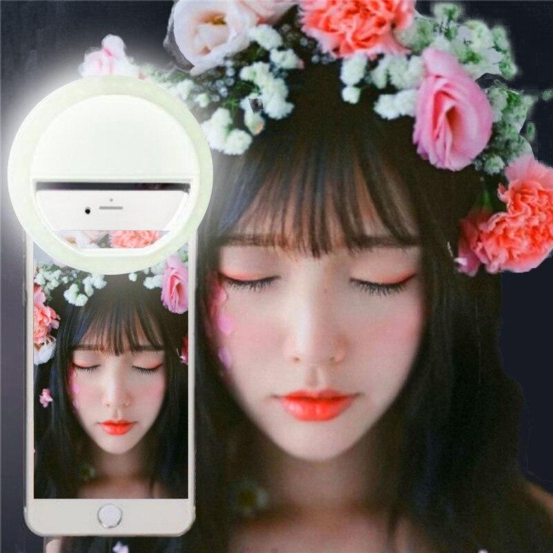 BuzzLee Cute Universal Luxury <font><b>LED</b></font> Light Up Selfie Luminous Smart Phone <font><b>Case</b></font> for <font><b>iPhone</b></font> X 8 7 6s Plus for Samsung Note 8 S8 Plus