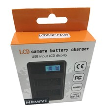 LCD Dual USB Battery Charger for LP-E6 LP E6 LPE6 Camera Battery Pack FOR Canon 5D Mark II III 7D 60D EOS 6D 70D 80D Cameras