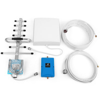 850MHz GSM 3G 2G Cellular Signal Booster Mobile Repeater Antenna For Band 5