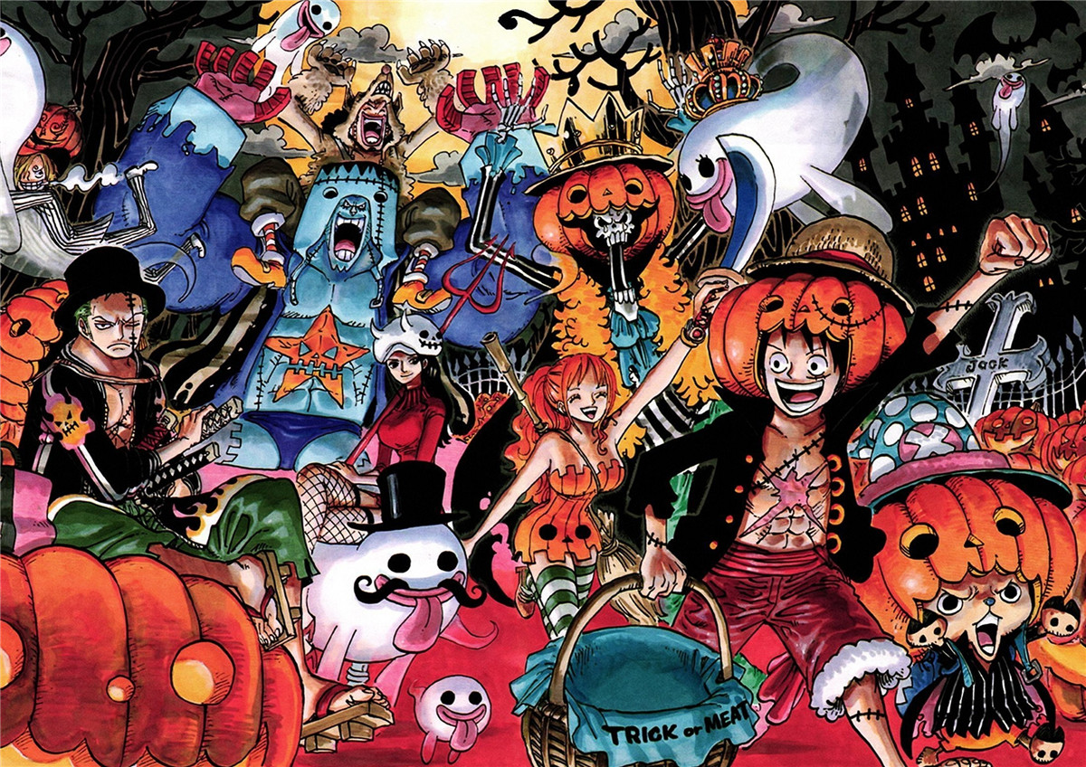 one piece animated wallpapers - HD2560×1600