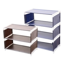 Non-woven Fabric Storage Shoe Rack Hallway Cabinet Organizer Holder Shoe Storage Cabinet Shelf