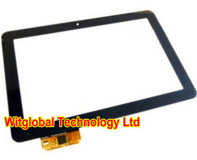 New Touch Screen Digitizer Panel for 10.1 PRESTIGIO MultiPad 4 Ultimate 10.1 3G PMP7100D3G_QUAD Glass Sensor Free Ship 7inch for prestigio multipad color 2 3g pmt3777 3g 3777 tablet touch screen panel digitizer glass sensor replacement free ship