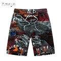 ERAEYE Plus Size M-6XL Homens Praia Shorts Verão de Secagem Rápida Calças Shorts Homme Macio Respirável Confortável dos homens topos