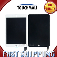 For New LCD Display Touch Screen Assembly Replacement IPad Mini 4 A1538 A1550 Black White Free