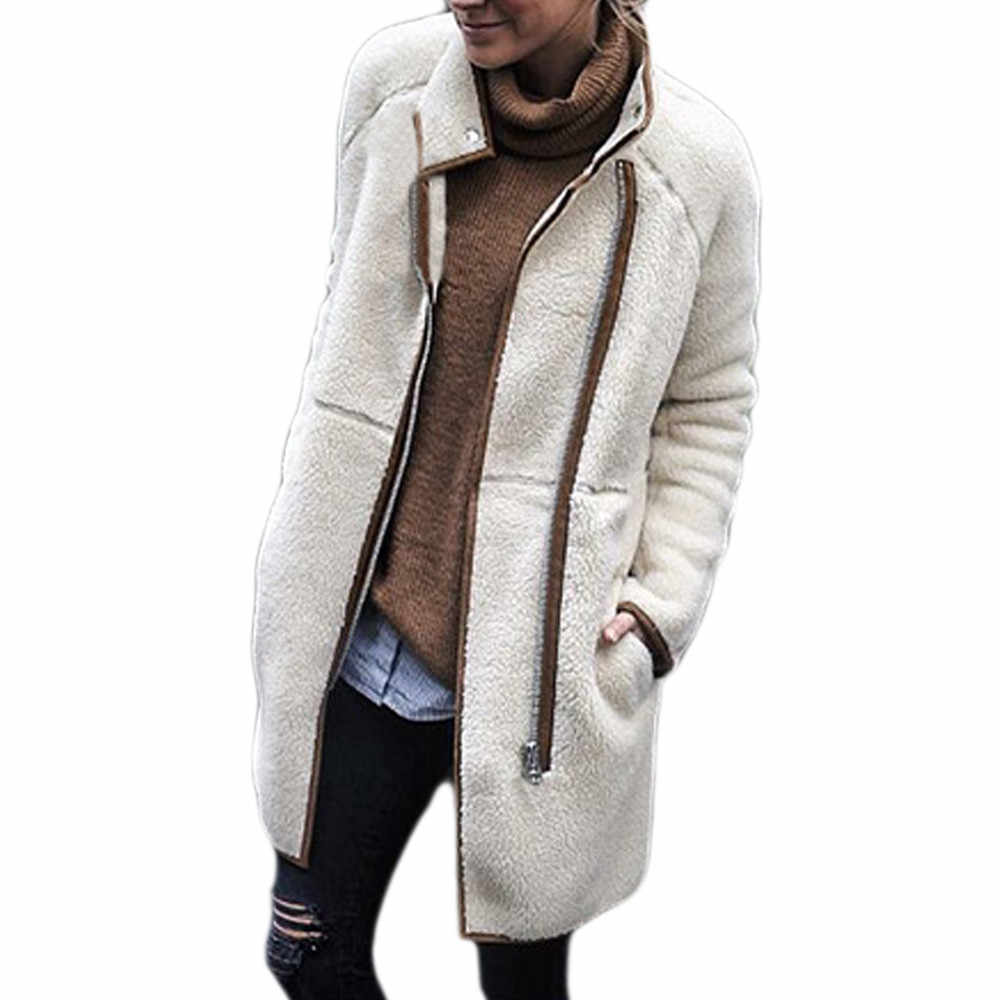 Kancoold Для женщин зимнее пальто Новые парки женский бархат утолщение Осень Базовая куртка Для женщин s теплая верхняя одежда парки Пальто PJ0917