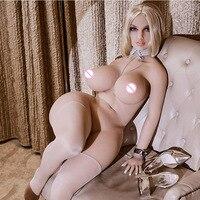 152cm Big Breast Huge Fat Ass Silicone Sex Doll Love Chubby Doll Men Masturbator Sex Dolls Toy Real Oral Vagina Anus Sex