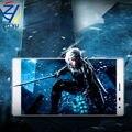 Thl 4g móvil 3 gb + 16 gb mtk6753 teléfono móvil octa core 5.5 pulgadas hd 13.0mp huellas dactilares teléfono celular 4800 mah teléfono altos