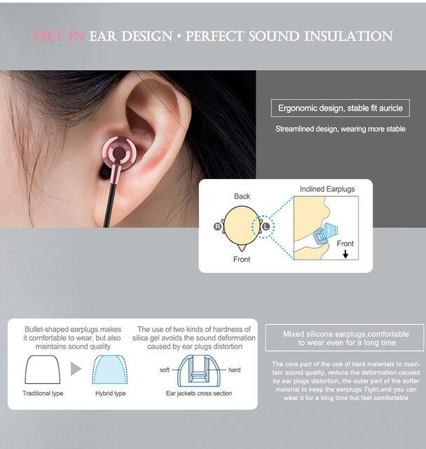 MOGCO In-Ear Universal Earphones
