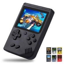 Rétro Console de jeu vidéo 8 bits Mini poche lecteur de jeu de poche intégré 168 jeux classiques meilleur cadeau pour enfant lecteur nostalgique