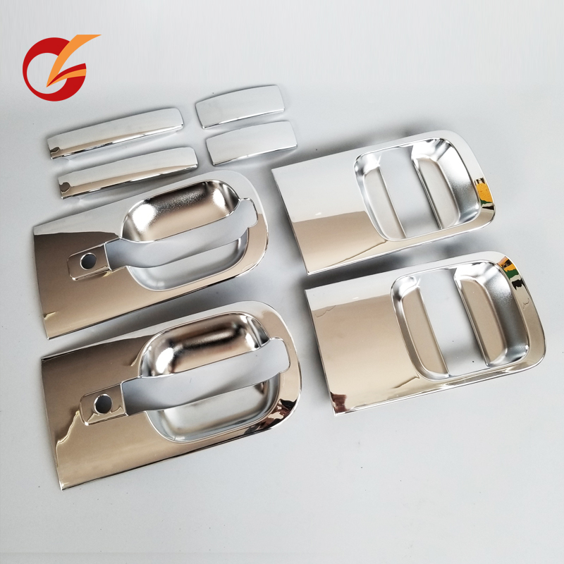 Use For Hyundai H1 Grand Starex I800 Front Door Rear Door Outer Handle Chrome Cover