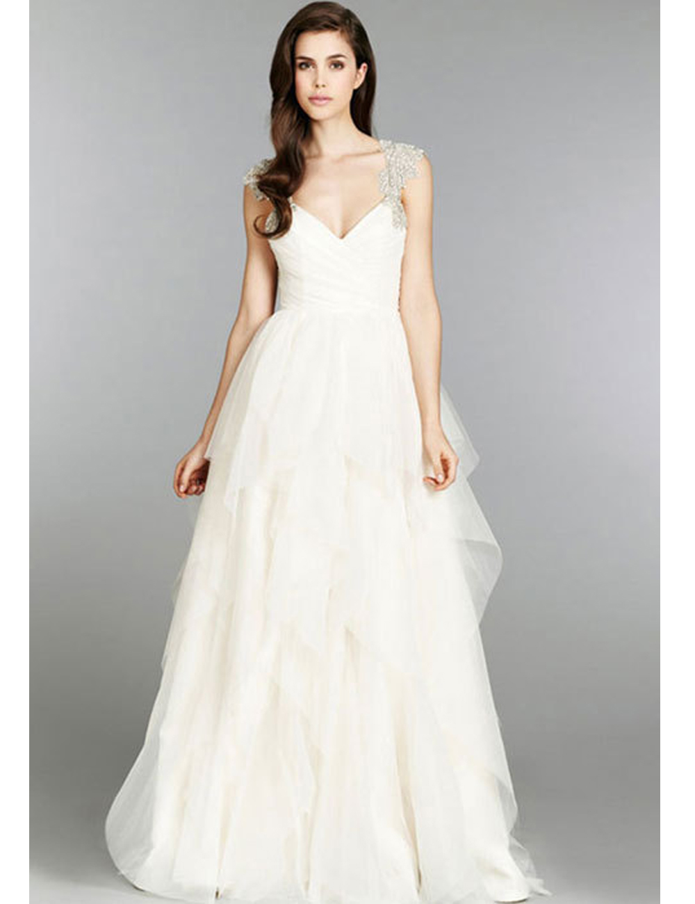Online buy wholesale glitter wedding dresses from china for Add sparkle to wedding dress