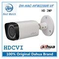 Dahua 2MP HDCVI Câmera DH-HAC-HFW2200R-VF 2.7mm-12mm Lente Varifocal Motorizada HD1920x1080 Apoio ajuste menu OSD IR 30 m