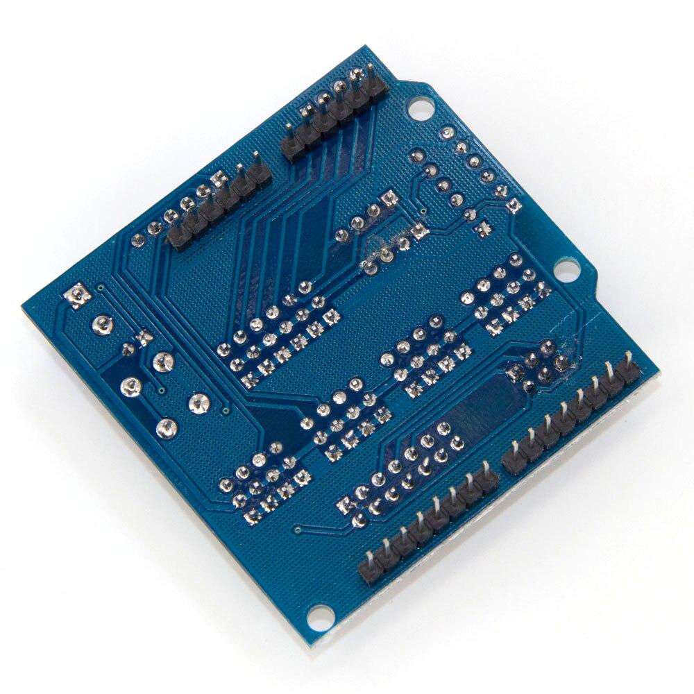 UNO MEGA R3 Sensor Shield V5.0 sensor expansion board for Arduino ...