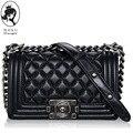 Fashion Womens stella design Chain Detail Cross Body Bag Ladies Shoulder bag clutch bag bolsa franja luxury evening bags #2043