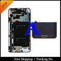 Pista não. 100% testado original para Samsung Galaxy nota 3 neo Lite N7505 N750 LCD digitador assembléia com quadro cinza