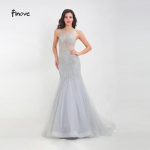 Finove Prom Dress 2019 Mermaid Dresses vestido de fiesta