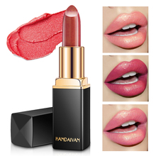 Change Color Glitter Lipstick Lips Balm