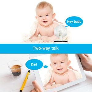 Image 3 - Home Security IP Kamera Wireless Smart WiFi Kamera WI FI Audio Record Überwachung Baby Monitor HD Mini CCTV Kamera nanny cam