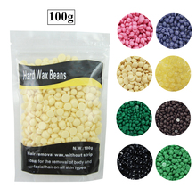 COSCLEIA 100g Hard Wax Beans Wax For Depilation Hair Removal