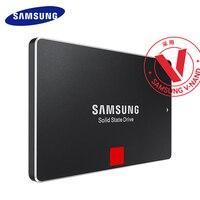 SAMSUNG SSD, 850 PRO 256 ГБ 512 ГБ Внутренний твердотельный диск HD Жесткий диск SATA 3 2,5 HHD для ноутбуков настольных ПК 1 ТБ 2 ТБ