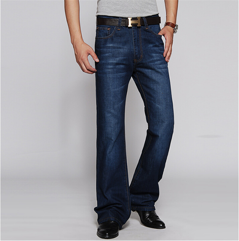Popular Flare Cut Jeans Men-Buy Cheap Flare Cut Jeans Men lots ...