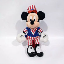 1pieces/lot 26cm plush pirate mickey edition mouse toys doll Children's toys Furnishing articles Children's gift(China)