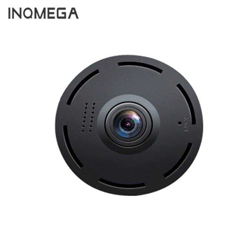 Caméra Ip INQMEGA 360 degrés panoramique 1.3MP 960 P Fisheye WiFi caméra réseau caméra de sécurité à domicile caméra CCTV Vision nocturne P2P