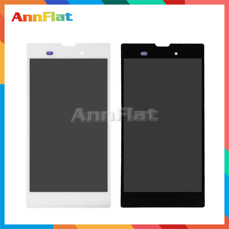 DHL 10pcs/lot High Quality 5.3'' For Sony Xperia T3 M50W D5103 LCD Display Screen With Touch Screen Digitizer Assembly