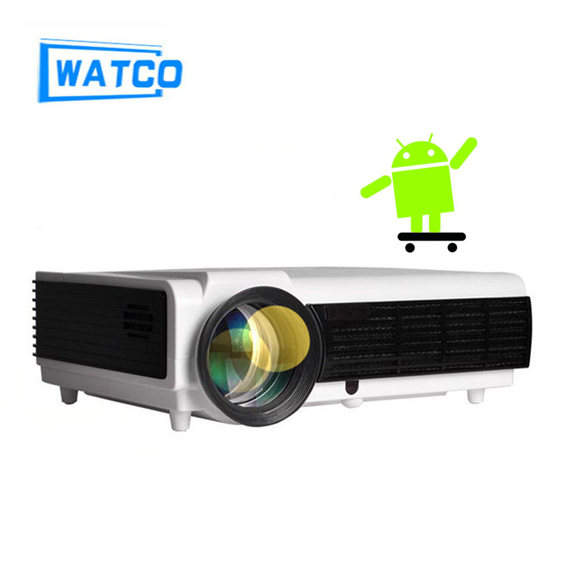 Smart 5500lumens Android Wifi Home Theater 1080P Bluetooth LCD Video LED fuLL HD Projector projektor Proyector Projetor Beamer