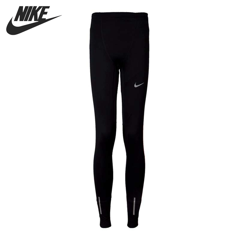 Original New Arrival  NIKE TECH TIGHT Men's Pants Sportswear adidas original new arrival official women s tight elastic waist full length pants sportswear aj8153