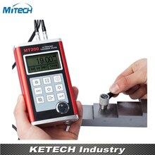 MT-200 Портативный цифровой прибор для измерения толщины металла