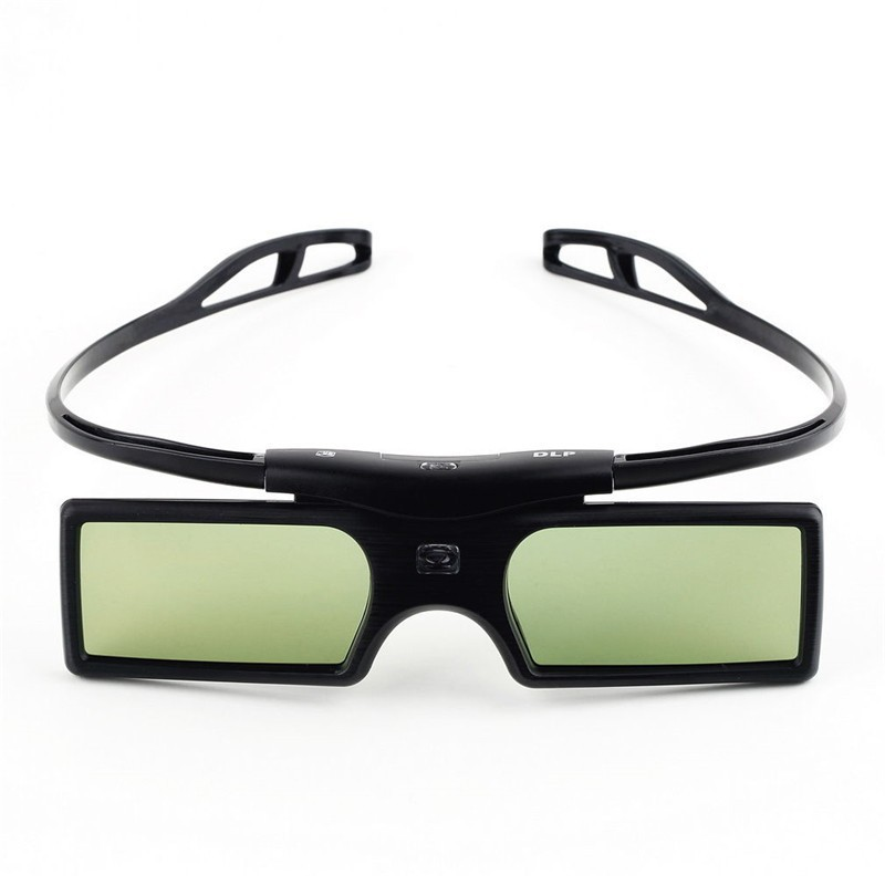 Newest G15-DLP 3D Active Shutter Glasses For Optoma Sharp LG Acer BenQ DLP-LINK DLP Link Projectors 3d Glasses