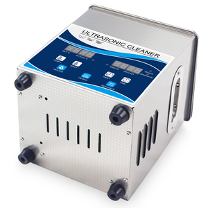 Image 4 - Ultrasonic Cleaner 2L 120W Digital Degas 110V/220V 40khz Remove Oil Rust Nozzle Hardware Optical Lens Dental Tools Heating Wash