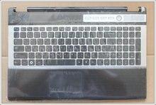 NOUVEAU POUR SAMSUNG NP-RF510 RF511 Russe Clavier D'ordinateur Portable-Avec Tactile Repose-poignets COUVERCLE TopCase RU CLAVIER