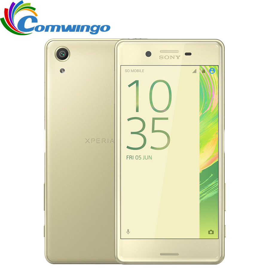 Sony Xperia X Performance double F8132 double Sim GSM 4G Android Quad Core RAM 3 GB ROM 64 GB 5.0