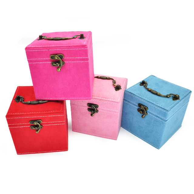Beautiful Jewelry Box – 10 Colors