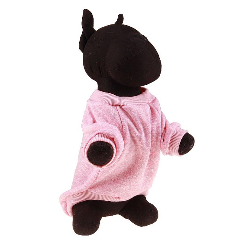 Dog Sweaters Fashionable Hooded Dog Clothes Sports Hoody Jumper Puppy Dogs Jacket Coat Christmas Apparel Teddy