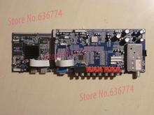 52-inch LCD Motherboard 177P4057B1-10; WHT-V38T screen with 520HA07